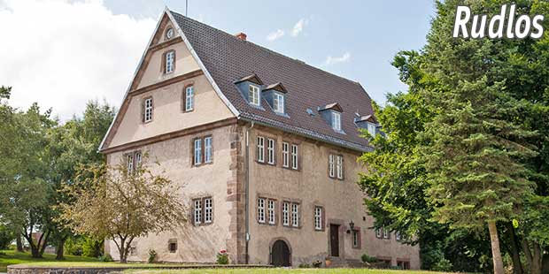 Herrenhaus in Rudlos